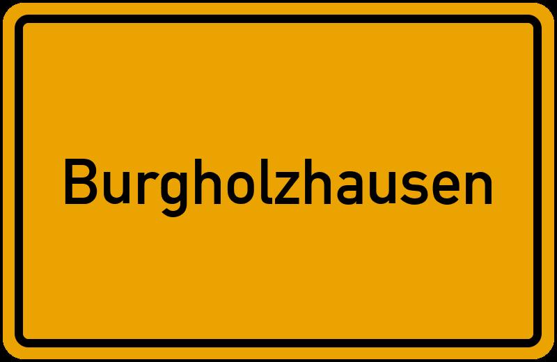 onlinestreet Branchenbuch für Burgholzhausen