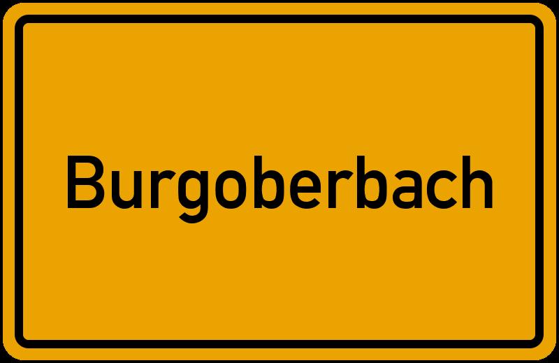 onlinestreet Branchenbuch für Burgoberbach