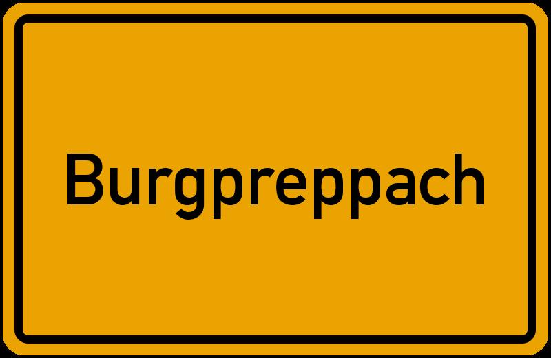 onlinestreet Branchenbuch für Burgpreppach