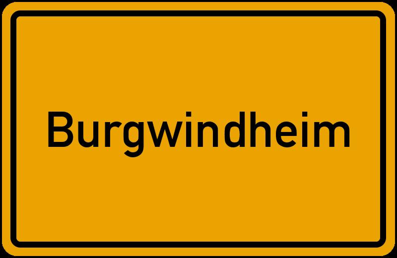 onlinestreet Branchenbuch für Burgwindheim