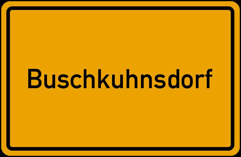 onlinestreet Branchenbuch für Buschkuhnsdorf