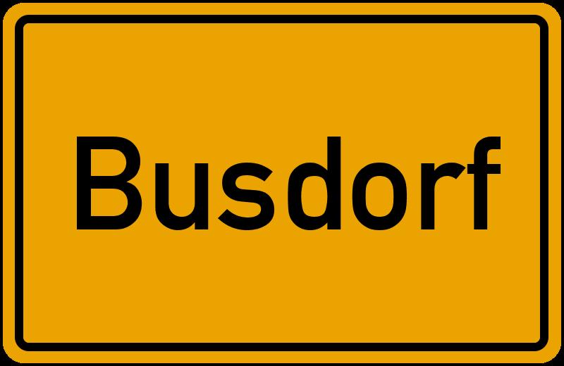 onlinestreet Branchenbuch für Busdorf