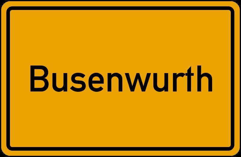onlinestreet Branchenbuch für Busenwurth
