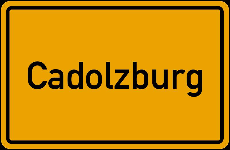 onlinestreet Branchenbuch für Cadolzburg