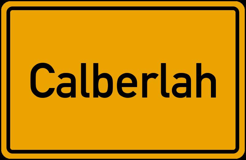 onlinestreet Branchenbuch für Calberlah