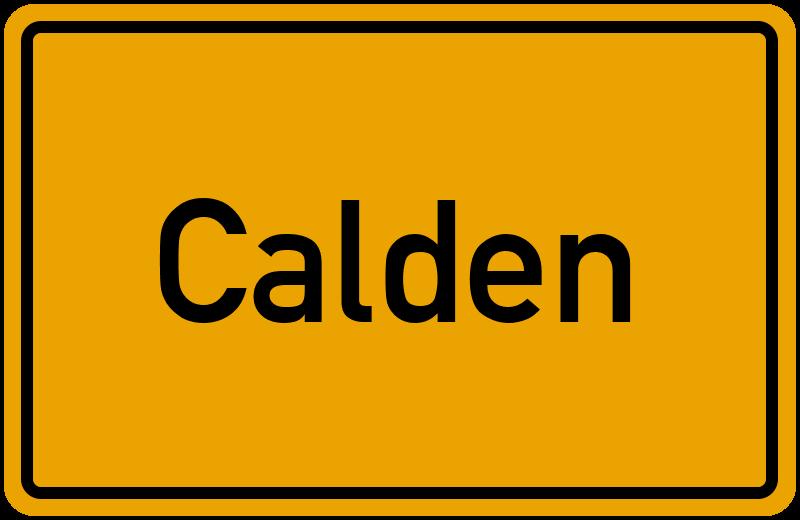 onlinestreet Branchenbuch für Calden