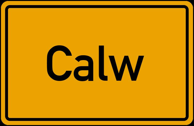 onlinestreet Branchenbuch für Calw