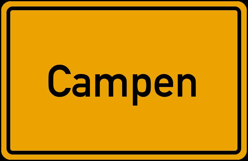 onlinestreet Branchenbuch für Campen