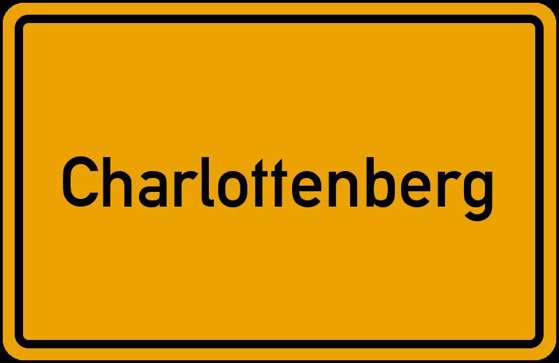 onlinestreet Branchenbuch für Charlottenberg