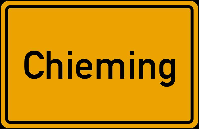 onlinestreet Branchenbuch für Chieming