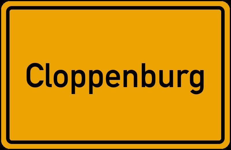 onlinestreet Branchenbuch für Cloppenburg