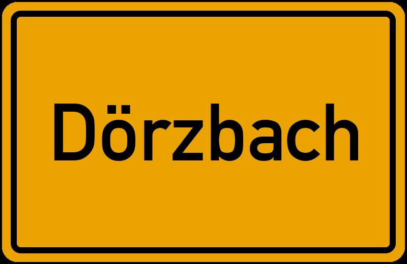 onlinestreet Branchenbuch für Dörzbach