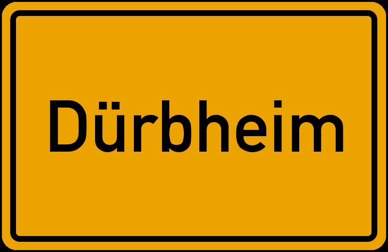 onlinestreet Branchenbuch für Dürbheim