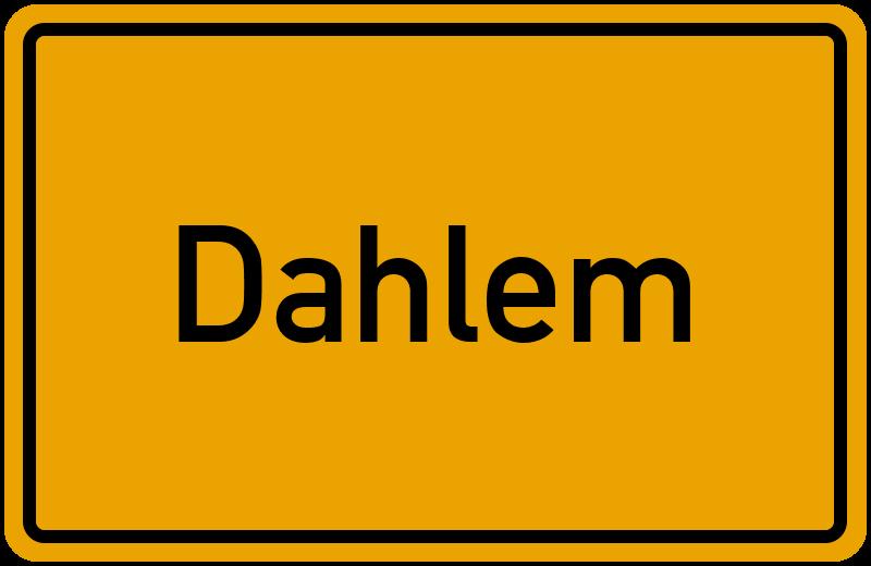 onlinestreet Branchenbuch für Dahlem
