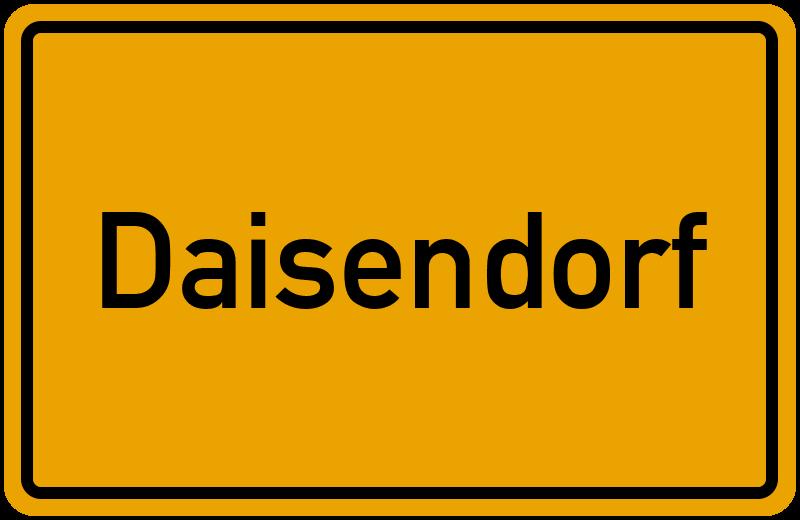 onlinestreet Branchenbuch für Daisendorf