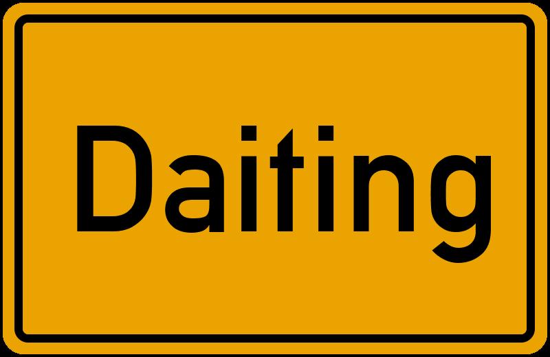 onlinestreet Branchenbuch für Daiting