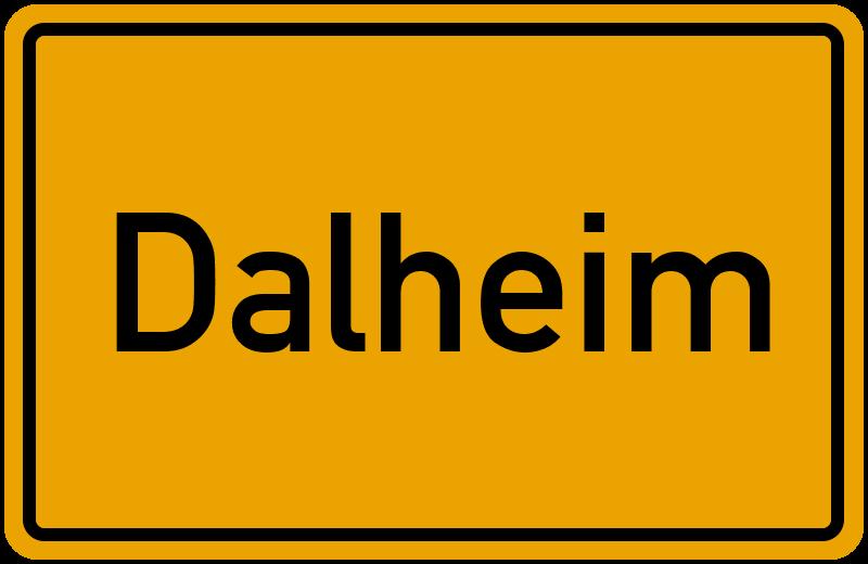 onlinestreet Branchenbuch für Dalheim