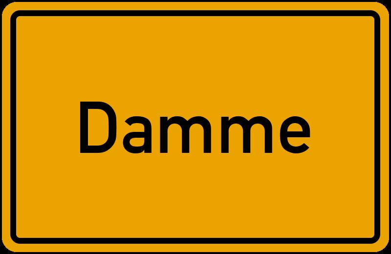 onlinestreet Branchenbuch für Damme