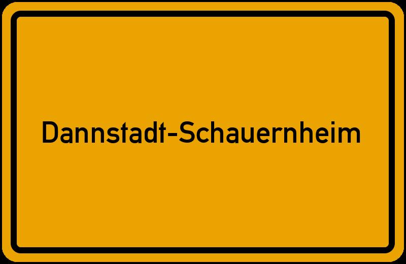 onlinestreet Branchenbuch für Dannstadt-Schauernheim