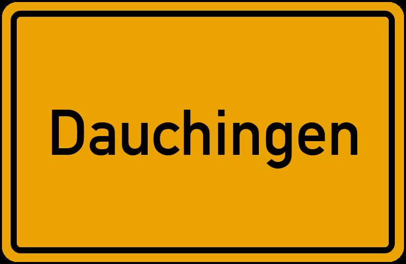 onlinestreet Branchenbuch für Dauchingen