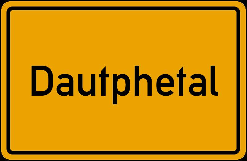 onlinestreet Branchenbuch für Dautphetal
