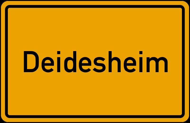 onlinestreet Branchenbuch für Deidesheim