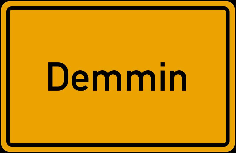 onlinestreet Branchenbuch für Demmin