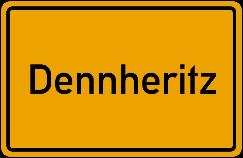 onlinestreet Branchenbuch für Dennheritz