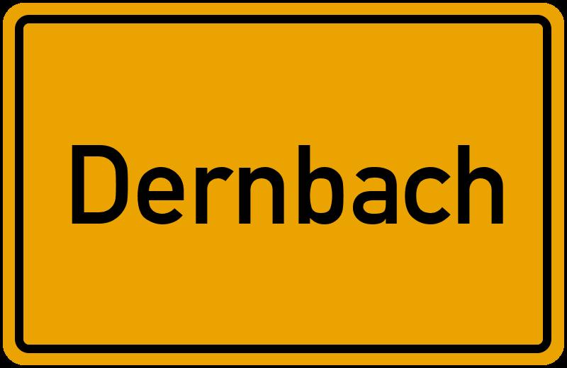 onlinestreet Branchenbuch für Dernbach