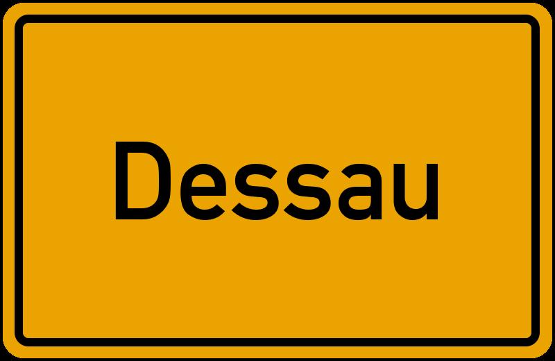 onlinestreet Branchenbuch für Dessau