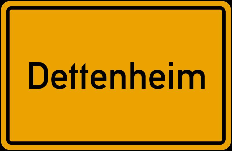 onlinestreet Branchenbuch für Dettenheim