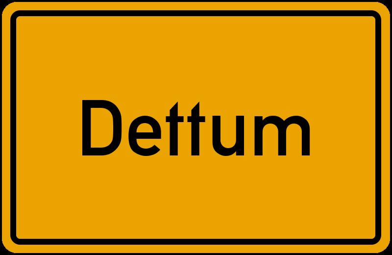 onlinestreet Branchenbuch für Dettum