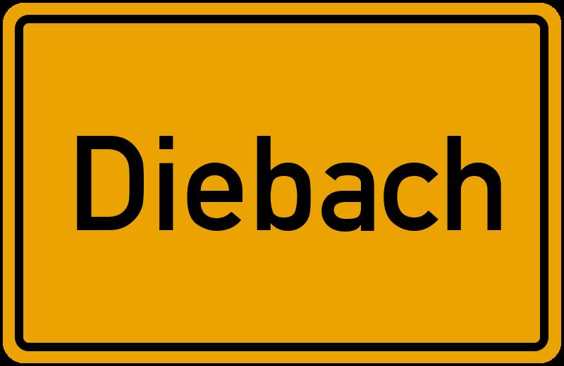 onlinestreet Branchenbuch für Diebach