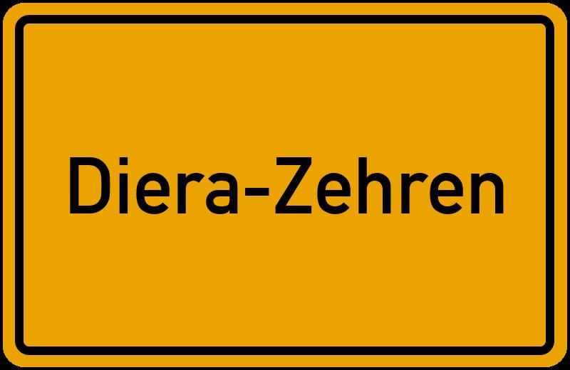 onlinestreet Branchenbuch für Diera-Zehren