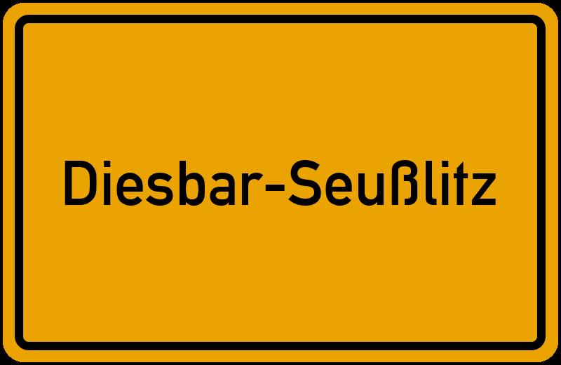onlinestreet Branchenbuch für Diesbar-Seußlitz