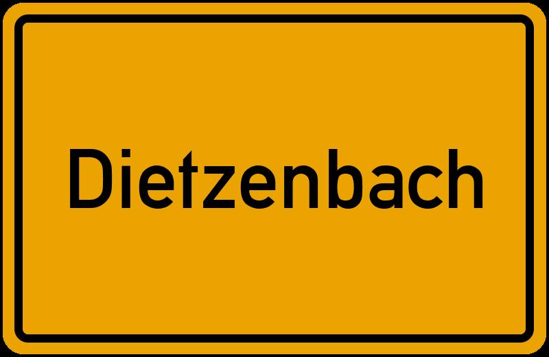 onlinestreet Branchenbuch für Dietzenbach