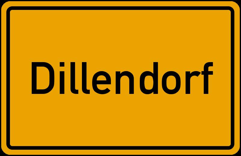 onlinestreet Branchenbuch für Dillendorf