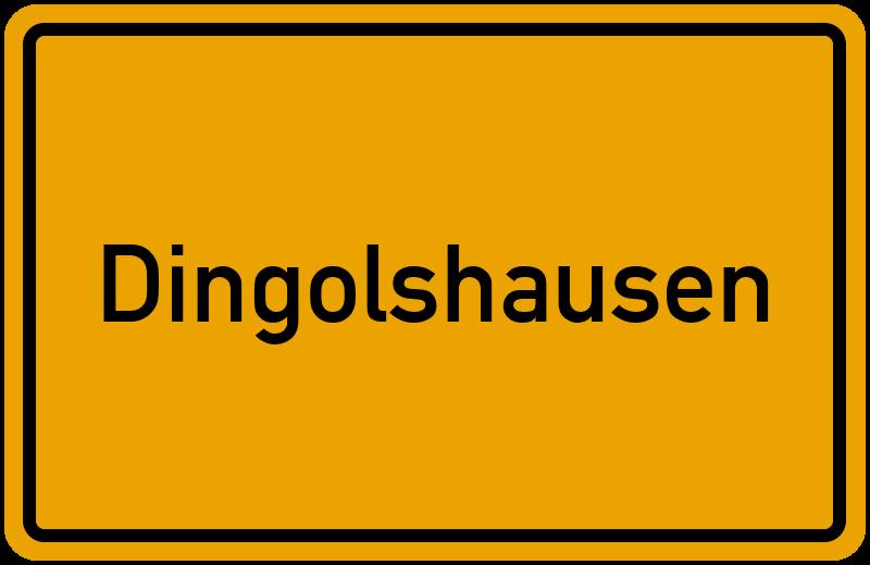 onlinestreet Branchenbuch für Dingolshausen