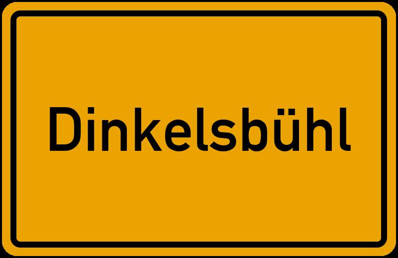 onlinestreet Branchenbuch für Dinkelsbühl
