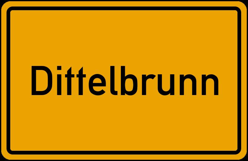 onlinestreet Branchenbuch für Dittelbrunn