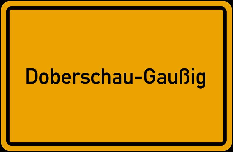 onlinestreet Branchenbuch für Doberschau-Gaußig