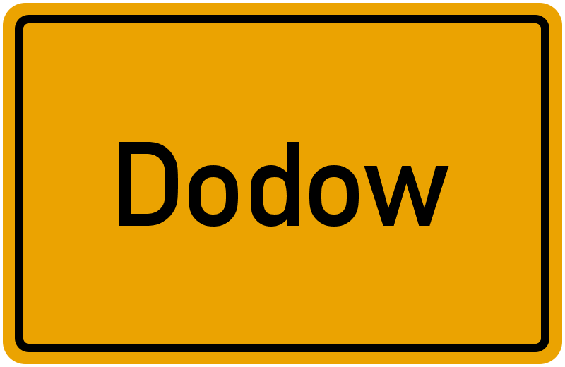 onlinestreet Branchenbuch für Dodow