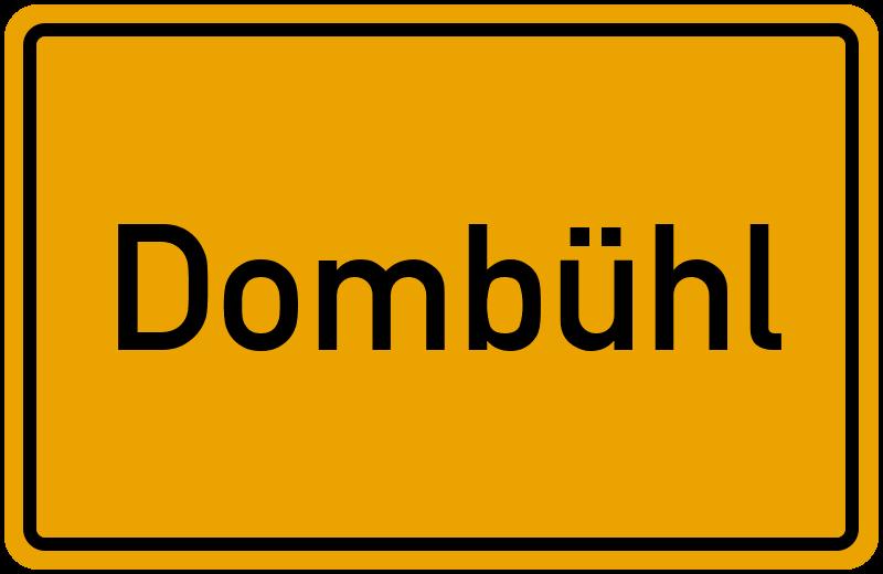 onlinestreet Branchenbuch für Dombühl