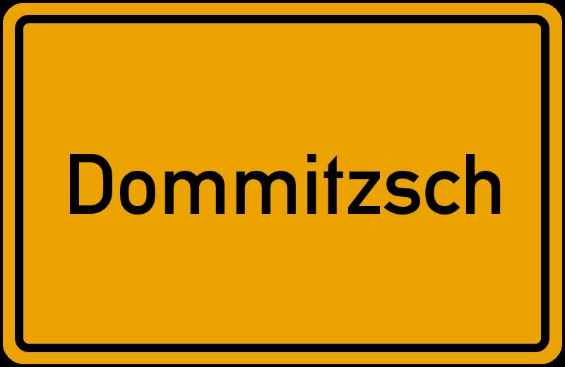 onlinestreet Branchenbuch für Dommitzsch