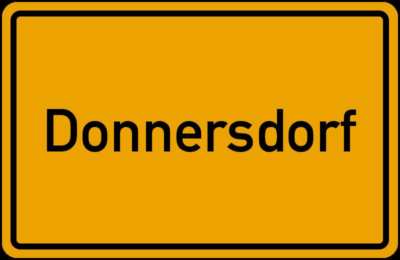 onlinestreet Branchenbuch für Donnersdorf