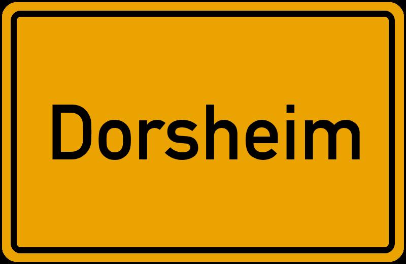 onlinestreet Branchenbuch für Dorsheim