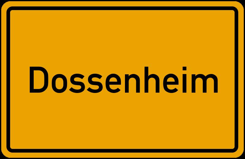 onlinestreet Branchenbuch für Dossenheim
