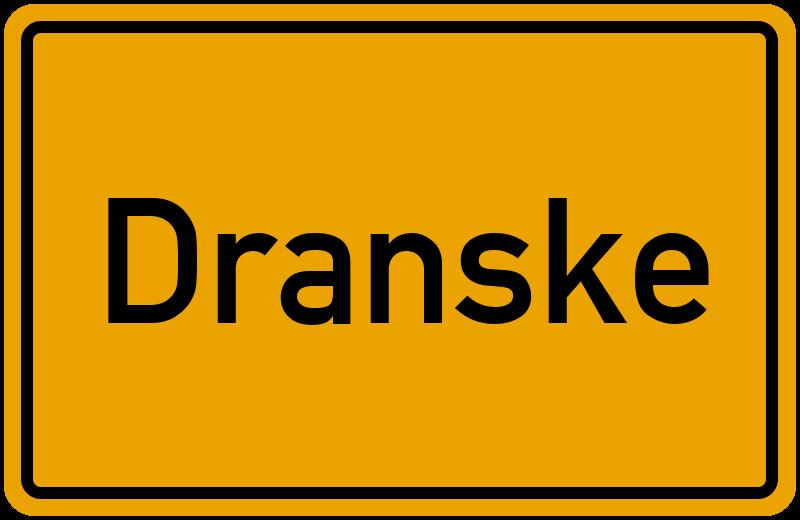 onlinestreet Branchenbuch für Dranske