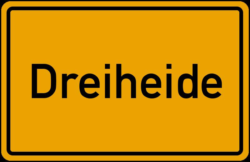 onlinestreet Branchenbuch für Dreiheide