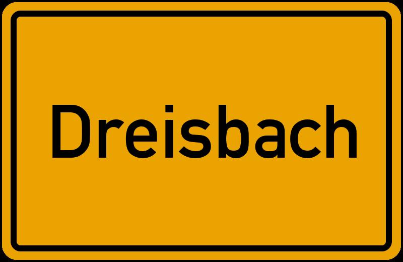onlinestreet Branchenbuch für Dreisbach